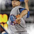 Hansel Robles 2016 Topps Update Rookie #US293 New York Mets Baseball Card