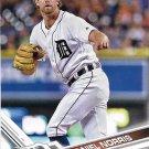 Daniel Norris 2017 Topps #339 Detroit Tigers Baseball Card