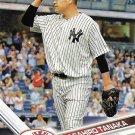 Masahiro Tanaka 2017 Topps #208 New York Yankees Baseball Card