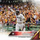 Josh Harrison 2016 Topps #41 Pittsburgh Pirates Baseball Card