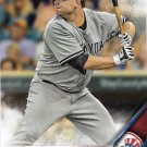 Brian McCann 2016 Topps #28 New York Yankees Baseball Card