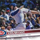 Kris Bryant 2017 Topps #1 Chicago Cubs Baseball Card