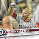 Danny Espinosa 2017 Topps #327 Washington Nationals Baseball Card