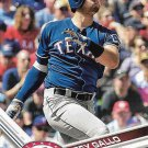 Joey Gallo 2017 Topps #237 Texas Rangers Baseball Card