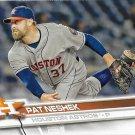 Pat Neshek 2017 Topps #272 Houston Astros Baseball Card