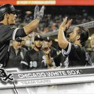 Chicago White Sox 2017 Topps #173 Baseball Team Card