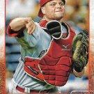 Devin Mesoraco 2015 Topps #182 Cincinnati Reds Baseball Card