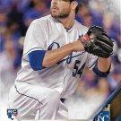 Scott Alexander 2016 Topps Rookie #366 Kansas City Royals Baseball Card
