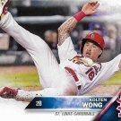 Kolten Wong 2016 Topps #471 St. Louis Cardinals Baseball Card