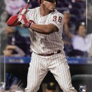 Jorge Alfaro 2017 Bowman Rookie #60 Philadelphia Phillies Baseball Card