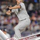 Tyler Clippard 2017 Topps #296 New York Yankees Baseball Card