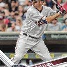Joe Mauer 2017 Topps #404 Minnesota Twins Baseball Card