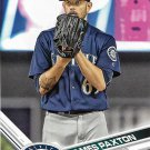 James Paxton 2017 Topps #658 Seattle Mariners Baseball Card