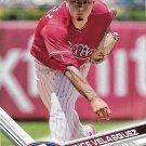 Vince Velasquez 2017 Topps #547 Philadelphia Phillies Baseball Card