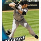 Jose Bautista 2010 Topps Update #US-99 Toronto Blue Jays Baseball Card
