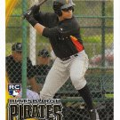 Argenis Diaz 2010 Topps Update Rookie #US-147 Pittsburgh Pirates Baseball Card