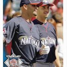 Albert Pujols-Ryan Braun 2010 Topps Update #US-215 Cardinals-Brewers Baseball Card