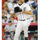 Justin Verlander 2010 Topps Update #US-290 Detroit Tigers Baseball Card