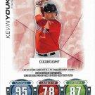 Kevin Youkilis 2010 Topps Attax #KP Boston Red Sox Baseball Card