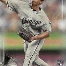 Reynaldo Lopez 2017 Bowman Rookie #27 Chicago White Sox Baseball Card