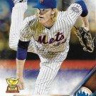 Noah Syndergaard 2016 Topps #43 New York Mets Baseball Card