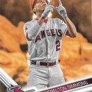 Andrelton Simmons 2017 Topps #520 Los Angeles Angels Baseball Card