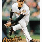 Mike Gonzalez 2010 Topps Update #US-256 Baltimore Orioles Baseball Card