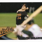 Kevin Millwood 2010 Topps Update #US-255 Baltimore Orioles Baseball Card