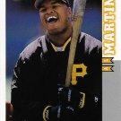 Al Martin 1998 Score Rookie & Traded #RT119 Pittsburgh Pirates Baseball Card