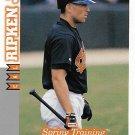 Cal Ripken Jr. 1998 Score Rookie & Traded #RT267 Baltimore Orioles Baseball Card