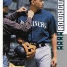 Alex Rodriguez 1998 Score Rookie & Traded #RT30 Seattle Mariners Baseball Card
