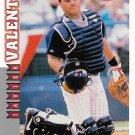Javier Valentin 1998 Score Rookie & Traded #RT160 Minnesota Twins Baseball Card