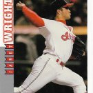 Jaret Wright 1998 Score Rookie & Traded #RT172 Cleveland Indians Baseball Card