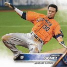 Carlos Gomez 2016 Topps #249 Houston Astros Baseball Card