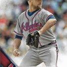 Bud Norris 2016 Topps #370 Atlanta Braves Baseball Card