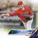 Joe Smith 2016 Topps #681 Los Angeles Angels Baseball Card