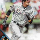 Christian Yelich 2016 Topps #223 Miami Marlins Baseball Card