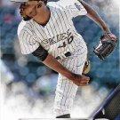 Miguel Castro 2016 Topps #615 Colorado Rockies Baseball Card