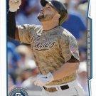 Yonder Alonso 2014 Topps #129 San Diego Padres Baseball Card