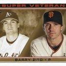 Barry Zito 2014 Topps Super Veterans #SV-8 San Francisco Giants Baseball Card