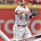 Zack Cozart 2017 Topps #414 Cincinnati Reds Baseball Card