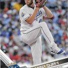 Danny Duffy 2017 Topps #634 Kansas City Royals Baseball Card