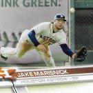Jake Marisnick 2017 Topps #526 Houston Astros Baseball Card