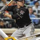 Jordy Mercer 2017 Topps #629 Pittsburgh Pirates Baseball Card