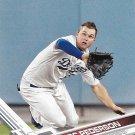 Joc Pederson 2017 Topps #490 Los Angeles Dodgers Baseball Card