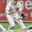 Hunter Renfroe 2017 Topps Rookie #381 San Diego Padres Baseball Card