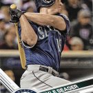 Kyle Seager 2017 Topps #652 Seattle Mariners Baseball Card