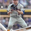 Neil Walker 2017 Topps #416 New York Mets Baseball Card