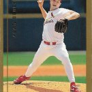Alan Benes 1999 Topps #359 St. Louis Cardinals Baseball Card