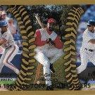 Vladimir Guerrero, Greg Vaugh, Bernie Williams 1999 Topps #458 Baseball Card